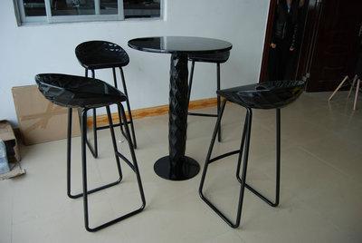 玻璃钢高脚椅