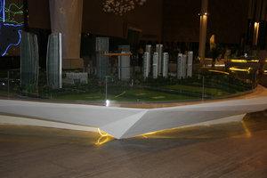 玻璃钢沙盘