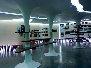 龙华新百丽鞋业展厅