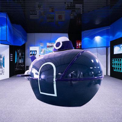 澳门浦京娱乐场定制大型舱体太空舱来图定做