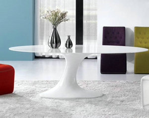 玻璃钢家用餐桌