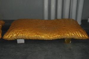 玻璃钢休闲椅枕头椅