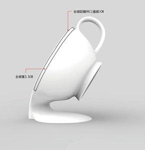 玻璃钢咖啡杯椅+pu皮