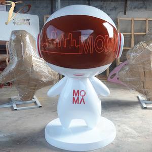 玻璃钢机器人外壳定制