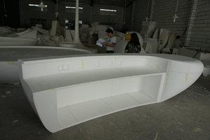 玻璃钢大型前台定做