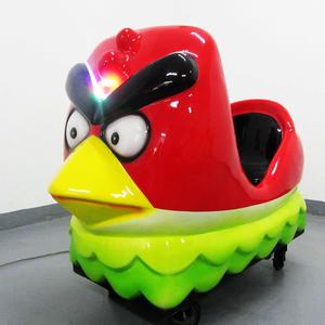 定制愤怒小鸟造型儿童摇摇车外壳