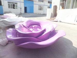 玻璃钢人物雕塑造型