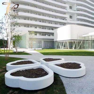 玻璃钢绿化花池定制厂家