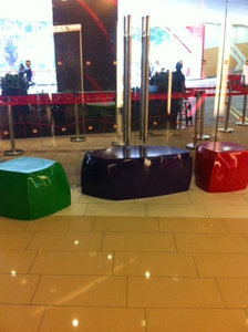 玻璃钢休闲椅