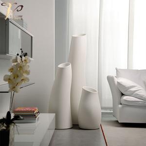 设计师花盆个性创意玻璃钢组合花器