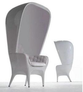 玻璃钢帽子椅