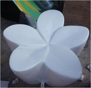 玻璃钢花瓣椅